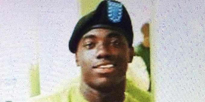 A National Guard soldier home for the holidays died trying to save people in the deadly Bronx fire