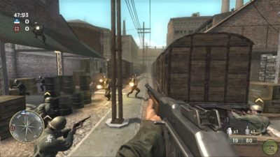 Call of Duty  Game Perang PC High Compes