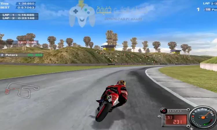 تحميل لعبة Moto Racer 3 برابط مباشر وحجم صغير