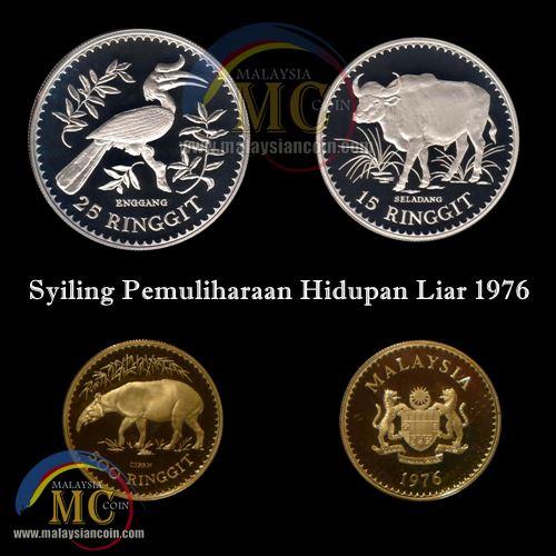 wwf 1976 coin
