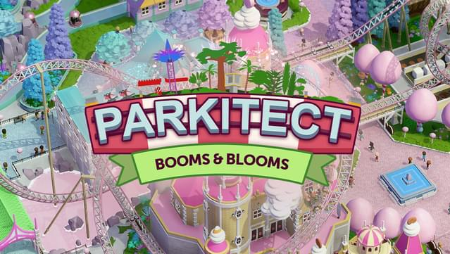 Parkitect Booms and Blooms تحميل مجانا