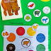 Brown Bear Color Matching Printable for Toddlers