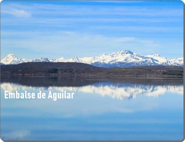 Embalse de Aguilar de Campoo
