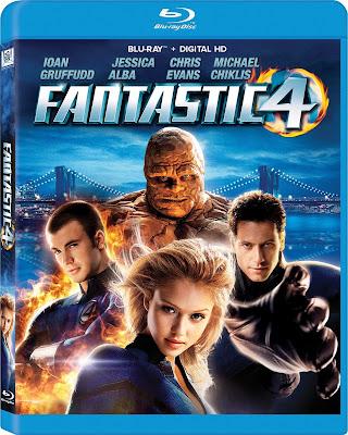 Fantastic Four 2005 BD25 Latino
