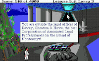 Videojuego Leisure Suit Larry III Passionate Patti in Pursuit of the Pulsating Pectorals