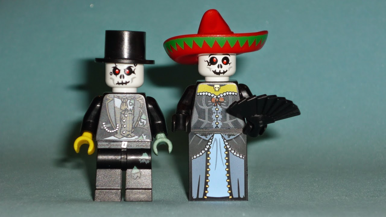 Legotomy Lego Day Of The Dead