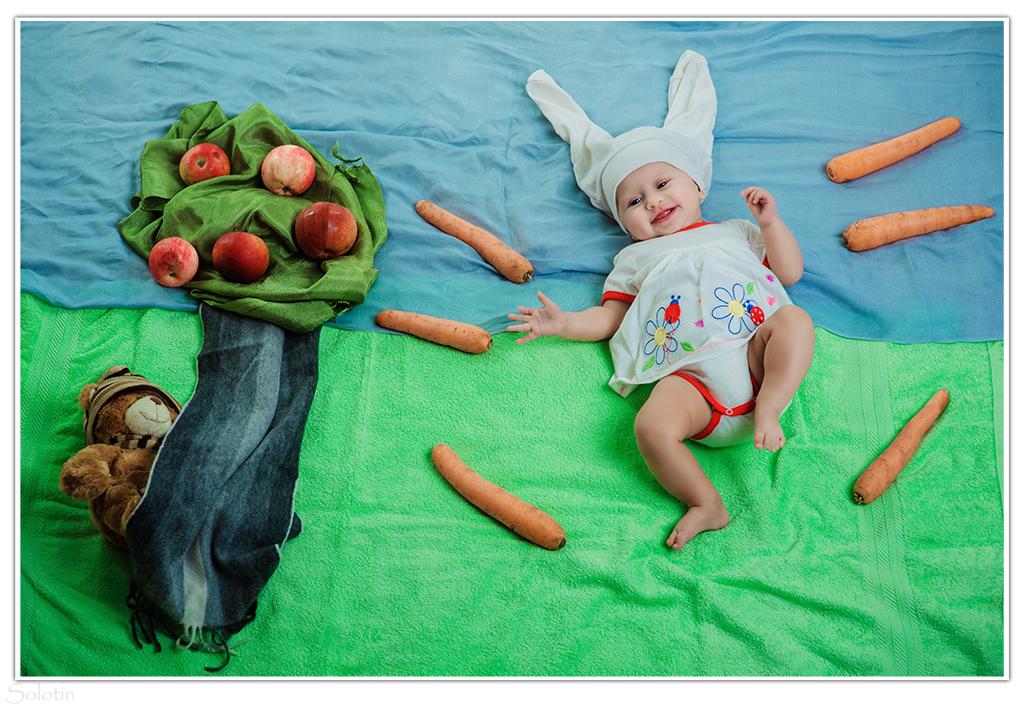 детский фотограф в Тамбове