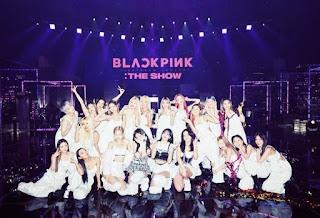 The Show BLACKPINK Sukses Sajikan Tarian Terbaik di Konser Virtual 2021