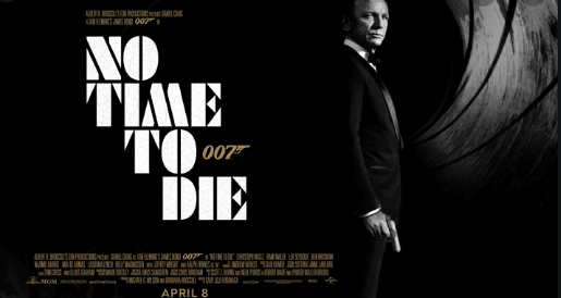 No Time to Die(action movie-2020)|New Releases Movies [2020
