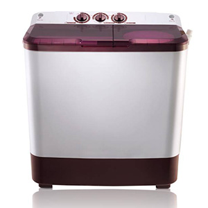 Best MarQ 6.5 kg semi-automatic washing machine