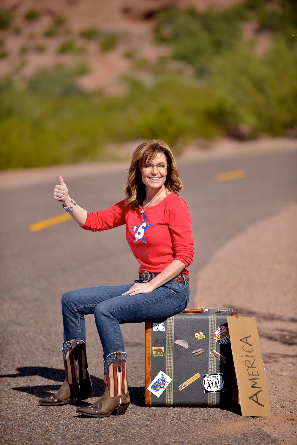 Sarah Palin Sexy Photos