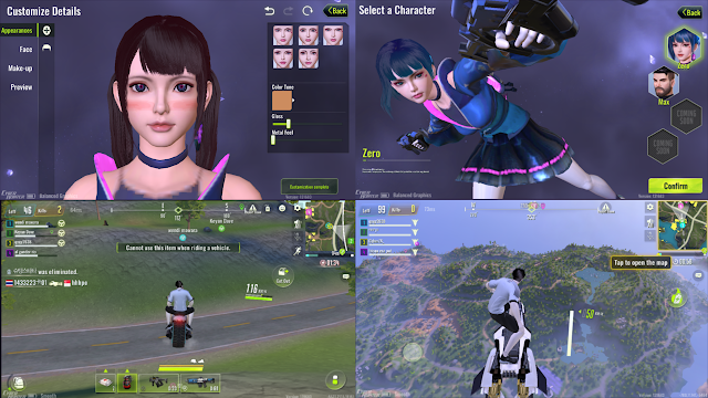 Berapa Full Data Game Cyber Hunter Lite - Bisa Setting Grafik Smooth!