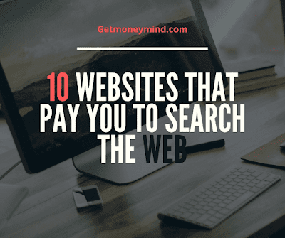 Get paid to search