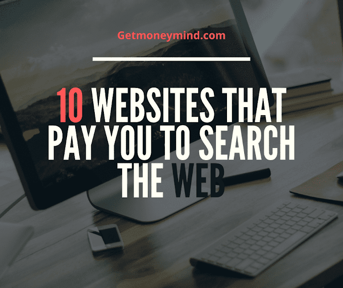 10 genuine websites that pay you to search the web