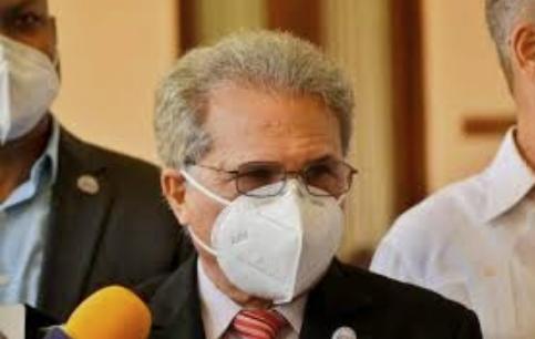 CMD lamenta fallecimiento del profesor Rafael Alcibiades Arias; hermano de MSP Plutarco Arias