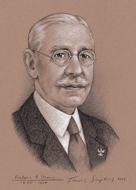 Frederic Beckwith Stevens, 33°. Honorary Past Sovereign Grand Commander. Scottish Rite, NMJ. by Travis Simpkins