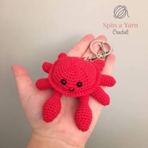 free crab crochet pattern