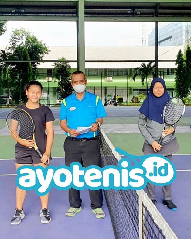 RemajaTenis Jakarta-93 Didominasi Petenis dari Luar Ibu Kota