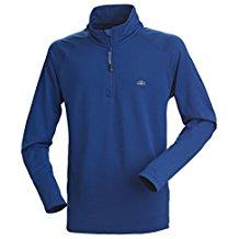 Nordcap Herrenfunktionsshirt, schnelltrocknendes Langarm-Shirt in Dunkelblau, für Sport & Outdoor-Aktivitäten, Herren-Thermoshirt (Größe: M - 3XL)