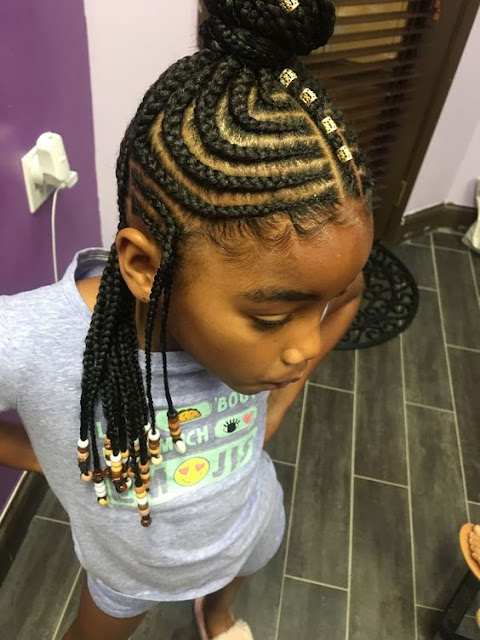 Braided Hairstyles For Kids
