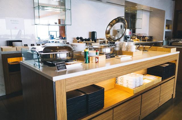 成田国際空港|サクララウンジ(Sakura Lounge)