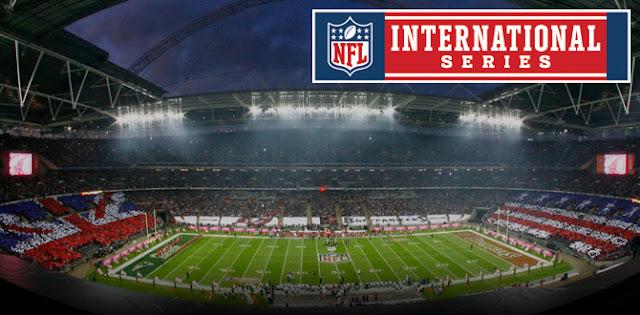 La NFL jugará fuera de USA y Reino Unido en 2025