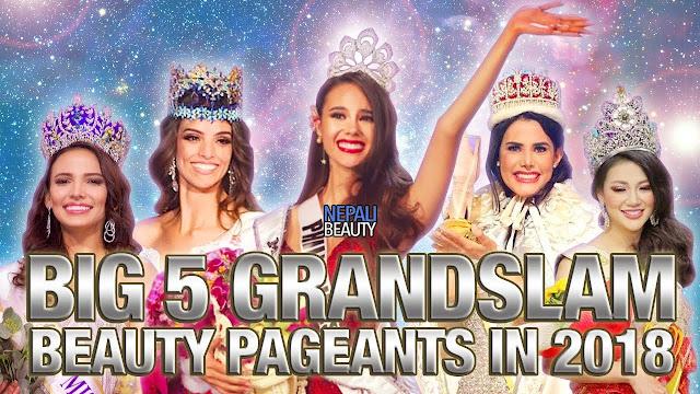 grand slam pageant