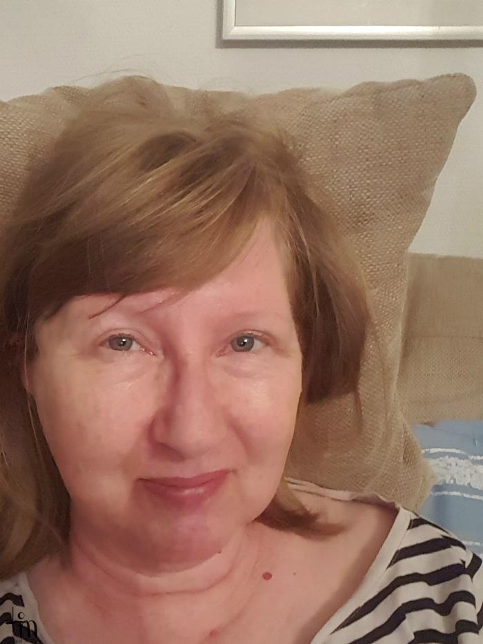 Lady of The Mess - 60+ woman, no makeup