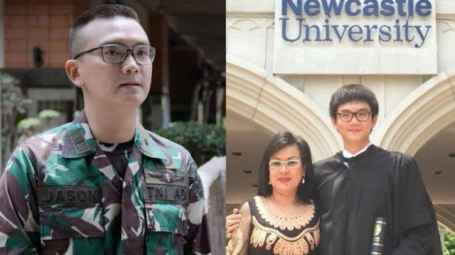 Lulusan S2 Inggris Pilih Masuk TNI AD demi Mengabdi pada Negara