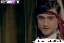 Updated(2): Daniel Radcliffe talks about A Young Doctor's Notebook & Other Stories