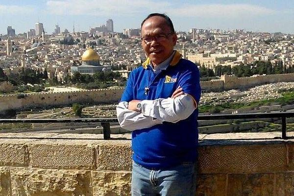 Selamat Jalan Pater Peter Aman OFM