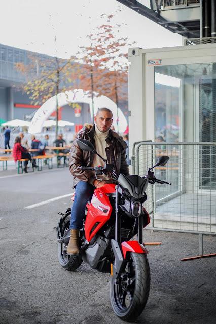 voge loncin moto elettrica
