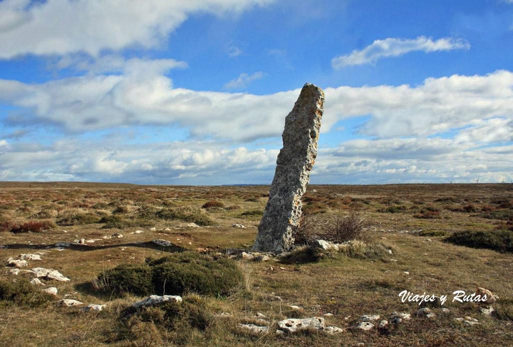 Menhir de Canto Hito, Palencia