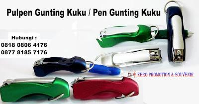 Pulpen Gunting Kuku / Pen Gunting Kuku