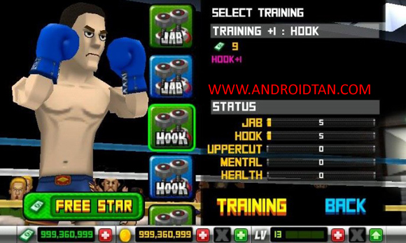 Free Download Punch Hero Mod Apk Unlimited Money Terbaru 2017 Gratis