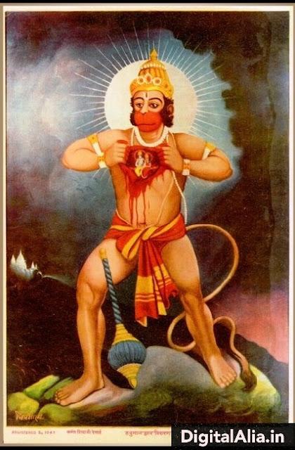 god hanuman photo