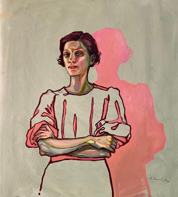 "Série ""Gestures"" 8, Agnes Grochulska"