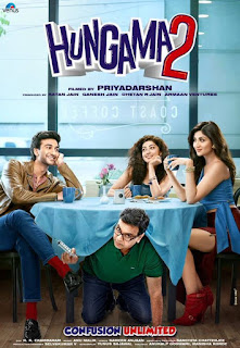 Hungama 2 First Look Poster 2