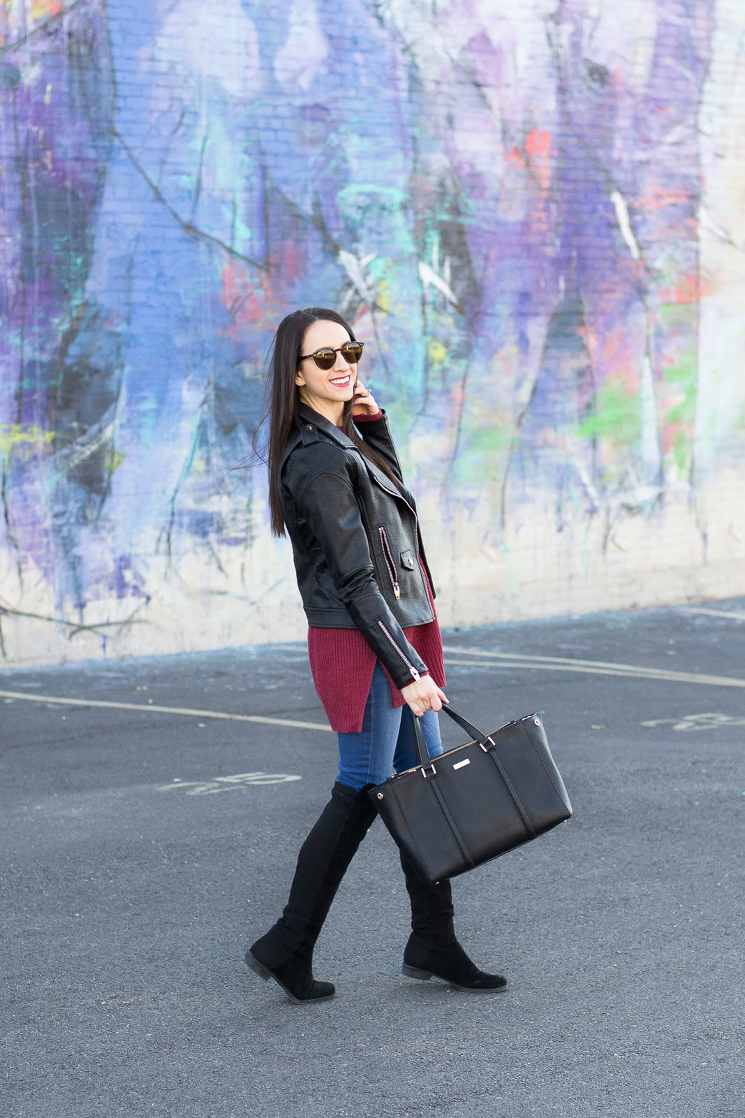 Tips for Styling a Faux Leather Jacket and Why Your Wardrobe Needs It