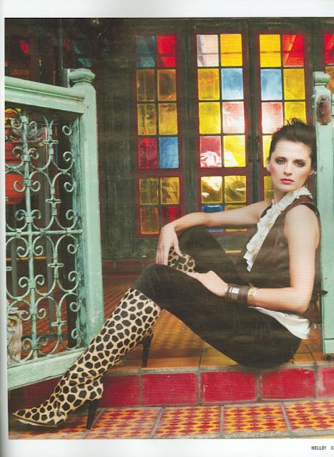 Stana Katic Photoshoot Collection
