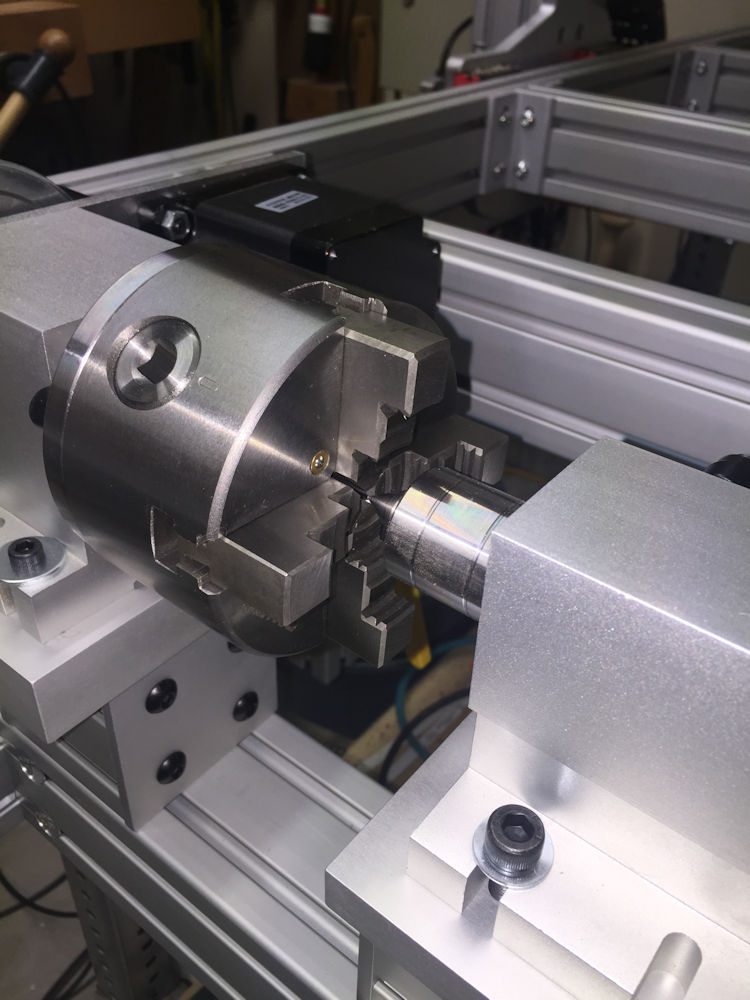 Digital Fabrication for Designers: CNC Router Rotary Axis