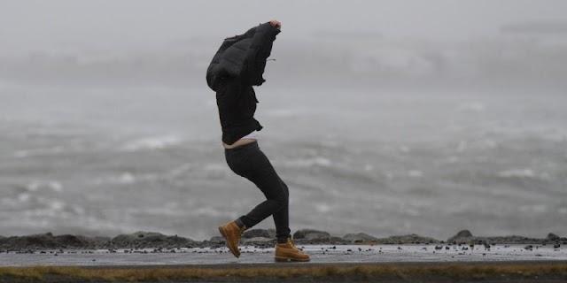 ΗΠΕΙΡΟΣ: Χαλάει ξανά ο καιρός από το απόγευμα της Κυριακής: Βροχές – καταιγίδες και ισχυροί νοτιάδες