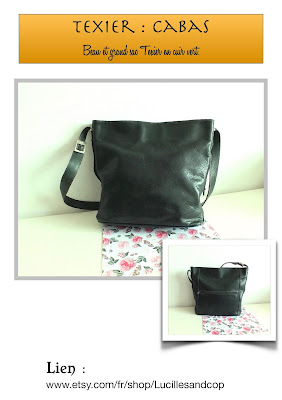 messenger bag, green leather bag,sac texier, grand sac cabas, working girl bag