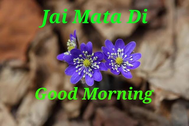 Jai Mata Di Good Morning