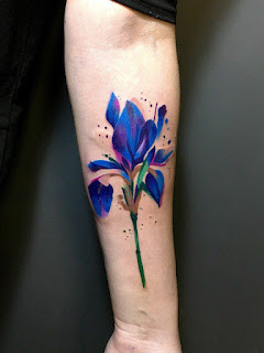 35 Best Watercolor Tattoos Design Ideas Collection 3