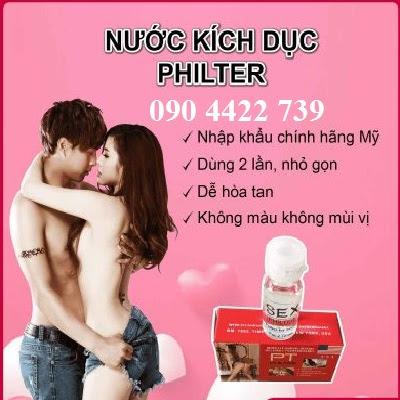 Thuốc kích thích Sex Philter