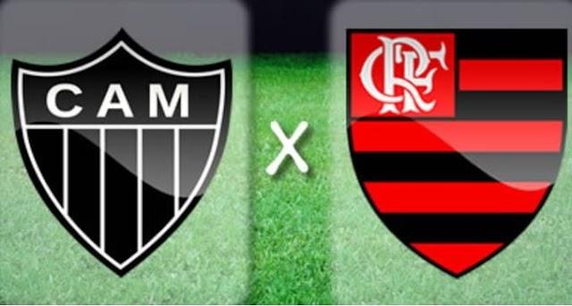 Flamengo vai tentar dar o troco no Atlético-MG no Mineirão - Atlético Mineiro X Flamengo ao Vivo
