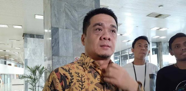 Riza Patria dari Gerindra Terpilih Jadi Wakil Gubernur DKI Jakarta