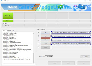 G930VVRS4BQH1 Verizon Galaxy S7 SM-G930V Android 7 0 Nougat Stock