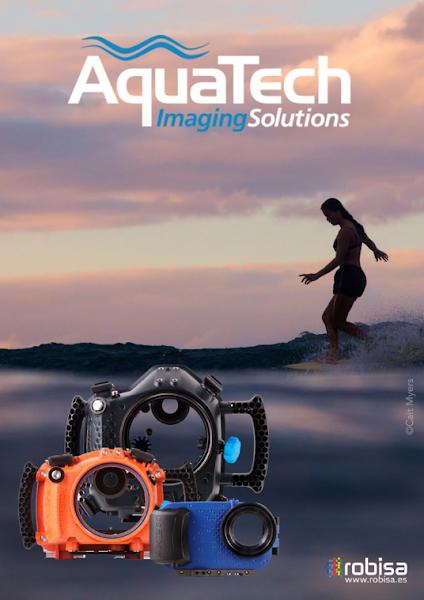 AquaTech nomeia Robisa como distribuidor oficial na Europa e Reino Unido